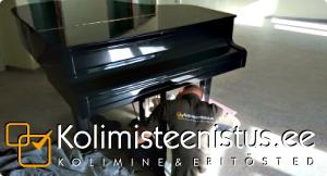 Klaveritransport, klaveri kolimine, seifide vedu