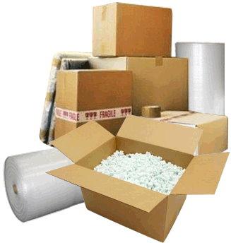 Pakkematerjalide ja tarvikute müük ja rent